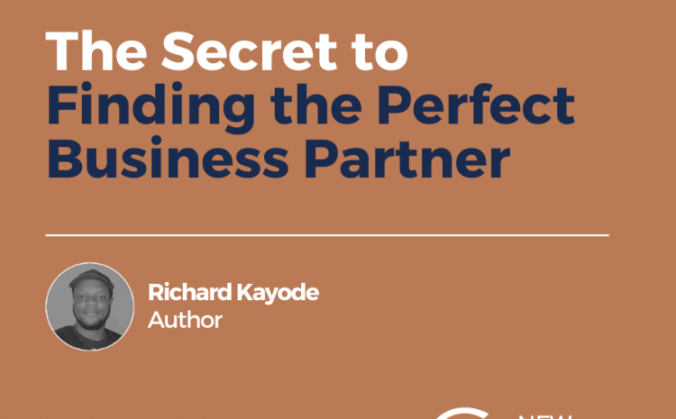 The Secret to Finding the Perfect Business Partner